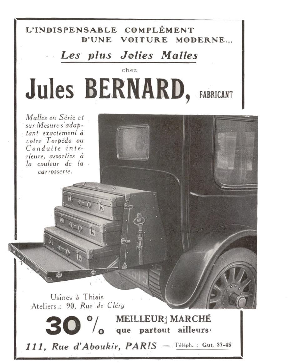 La Malle Bernard